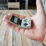 Keymu - самая маленькая консоль в мире