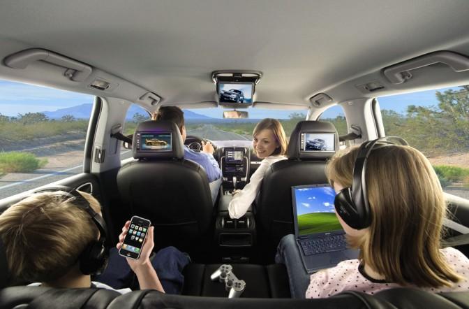 Лучшие игры для автомобильного путешествия