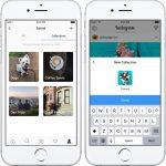 Новые возможности Instagram: Закладки и коллекции