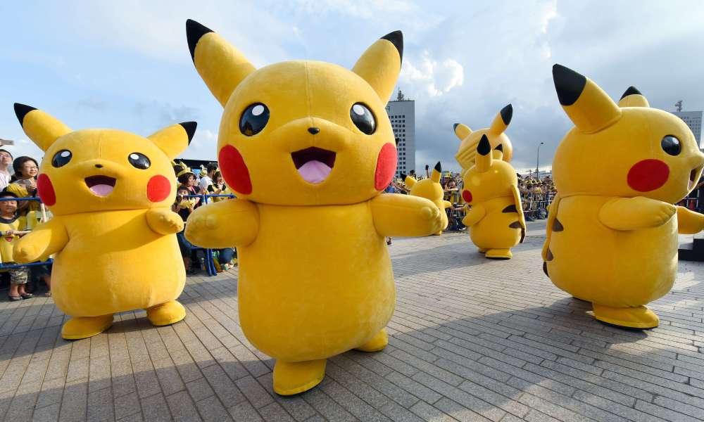 Pokemon Go год спустя