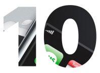 Как изменились за 10 лет iPhone и его главные конкуренты: LG, Samsung, Motorola и HTC