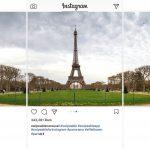 Новые возможности Instagram: Панорамный альбом