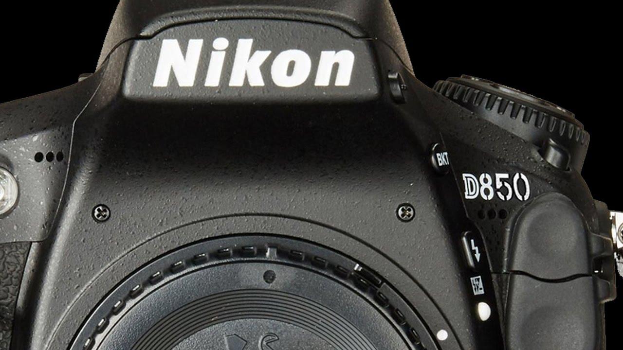 Nikon D850 2017