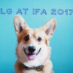 Новинки LG на IFA 2017