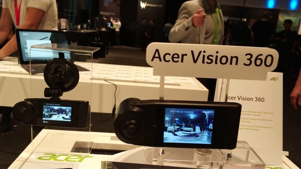 Acer на IFA 2017