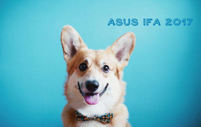 ТОП-10 новинок ASUS на IFA 2017