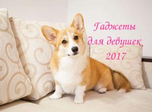 Гаджеты для девушек 2017