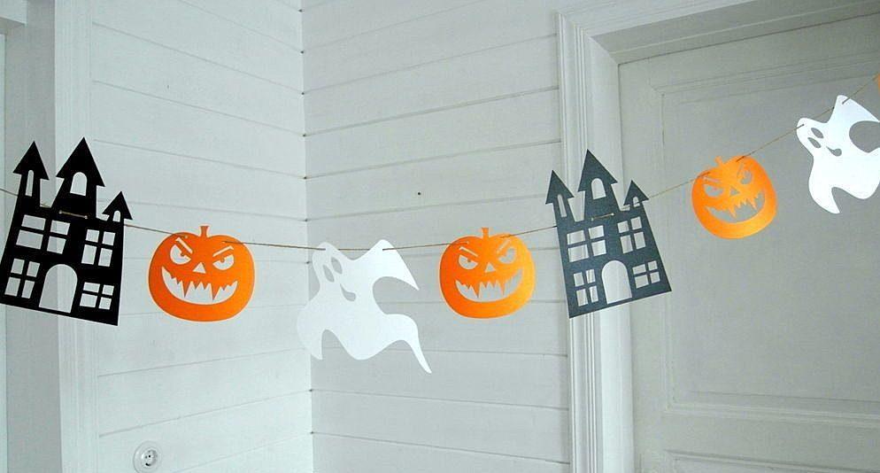 Лайфхаки для дома: идеи декора на Хэллоуин