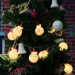 Гаджеты для дома: новогодние гирлянды 2018 с AliExpress