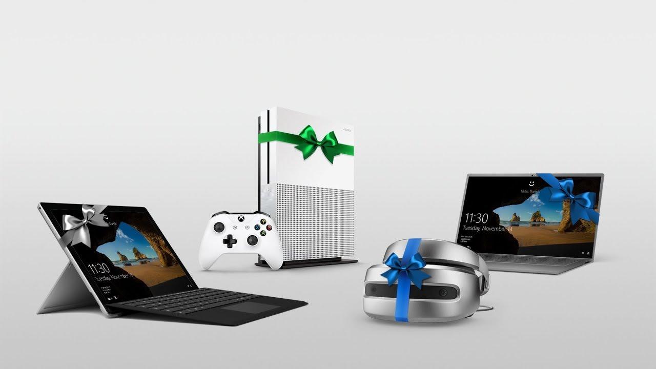 Черная Пятница Microsoft 2017