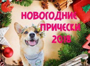 Лайфхаки для девушек: быстрые новогодние прически 2018