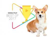 лучшее на google play 2017