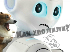 Робот Pepper не справился с работой продавца-консультанта
