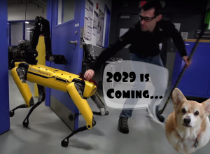 Boston Dynamics SpotMini