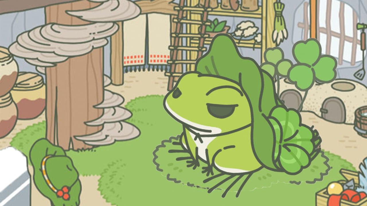 игра про лягушку-путешественницу