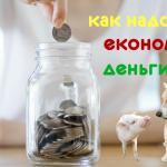 Лайфхаки на каждый день: как надо экономить деньги