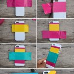 Лайфхаки для телефона: идеи чехлов для смартфонов