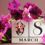 праздничные скидки на технику к 8 марта 2018
