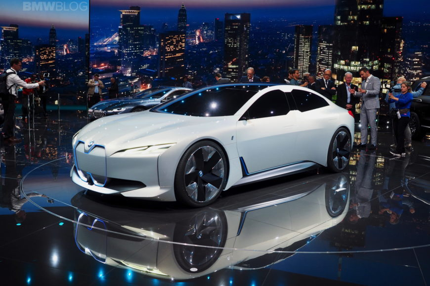 ТОП 10 электрокаров Женевского автосалона 2018