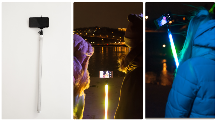 LED-лампа для селфи UniColor