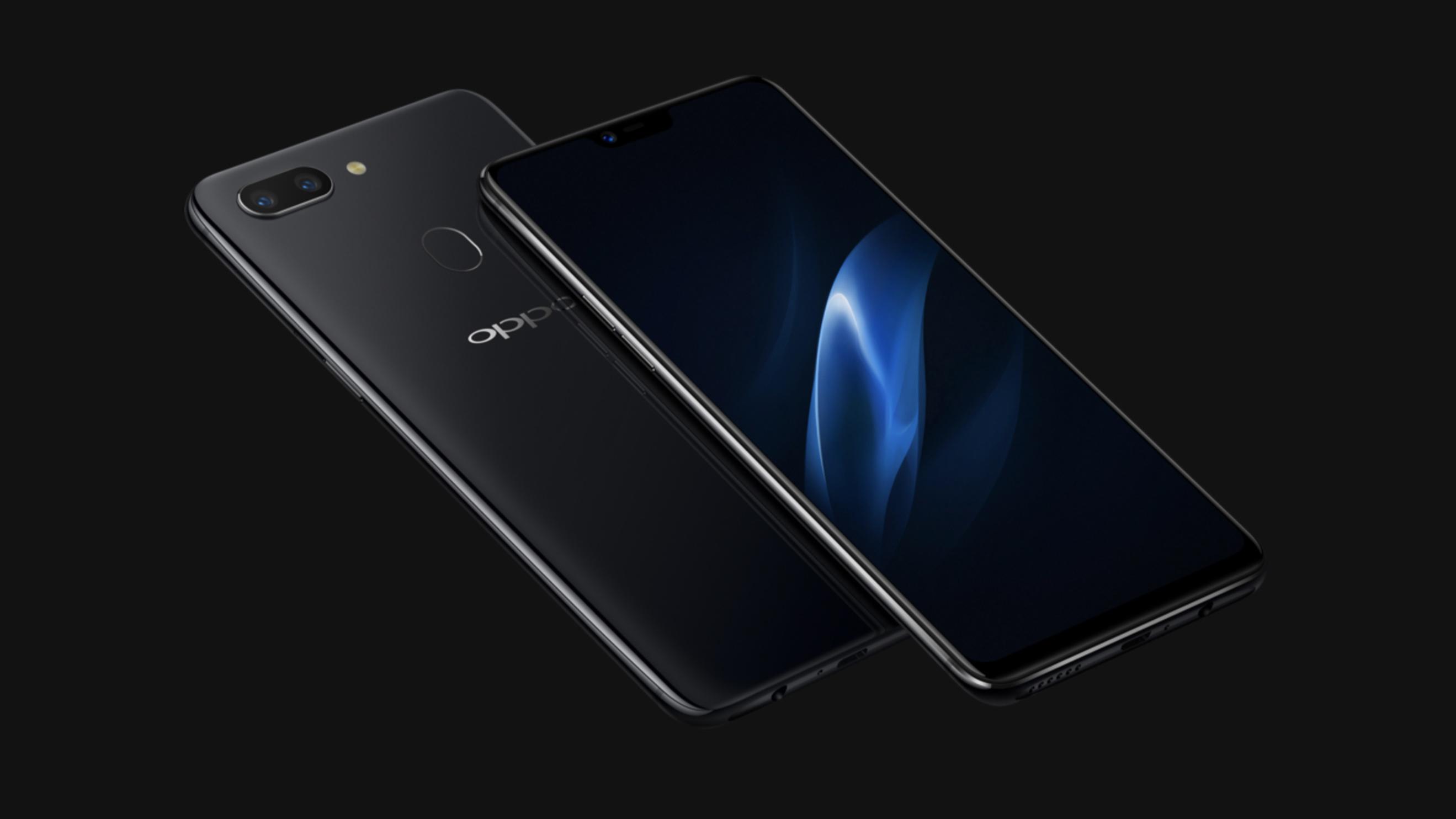 первые новинки Oppo 2018