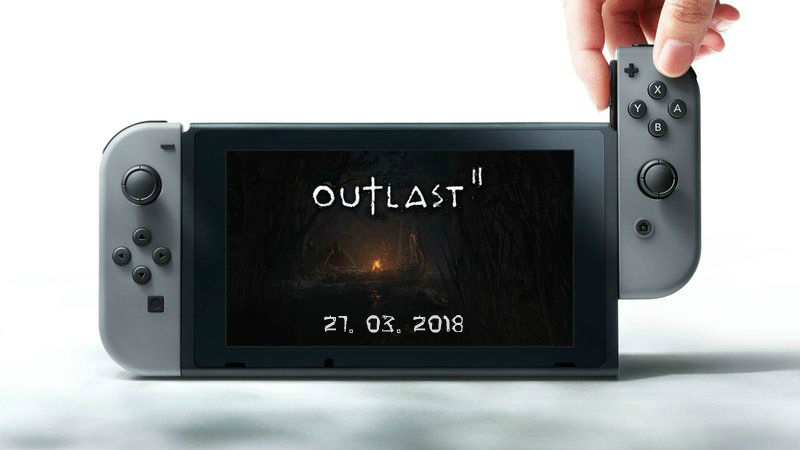 Outlast Nintendo Switch