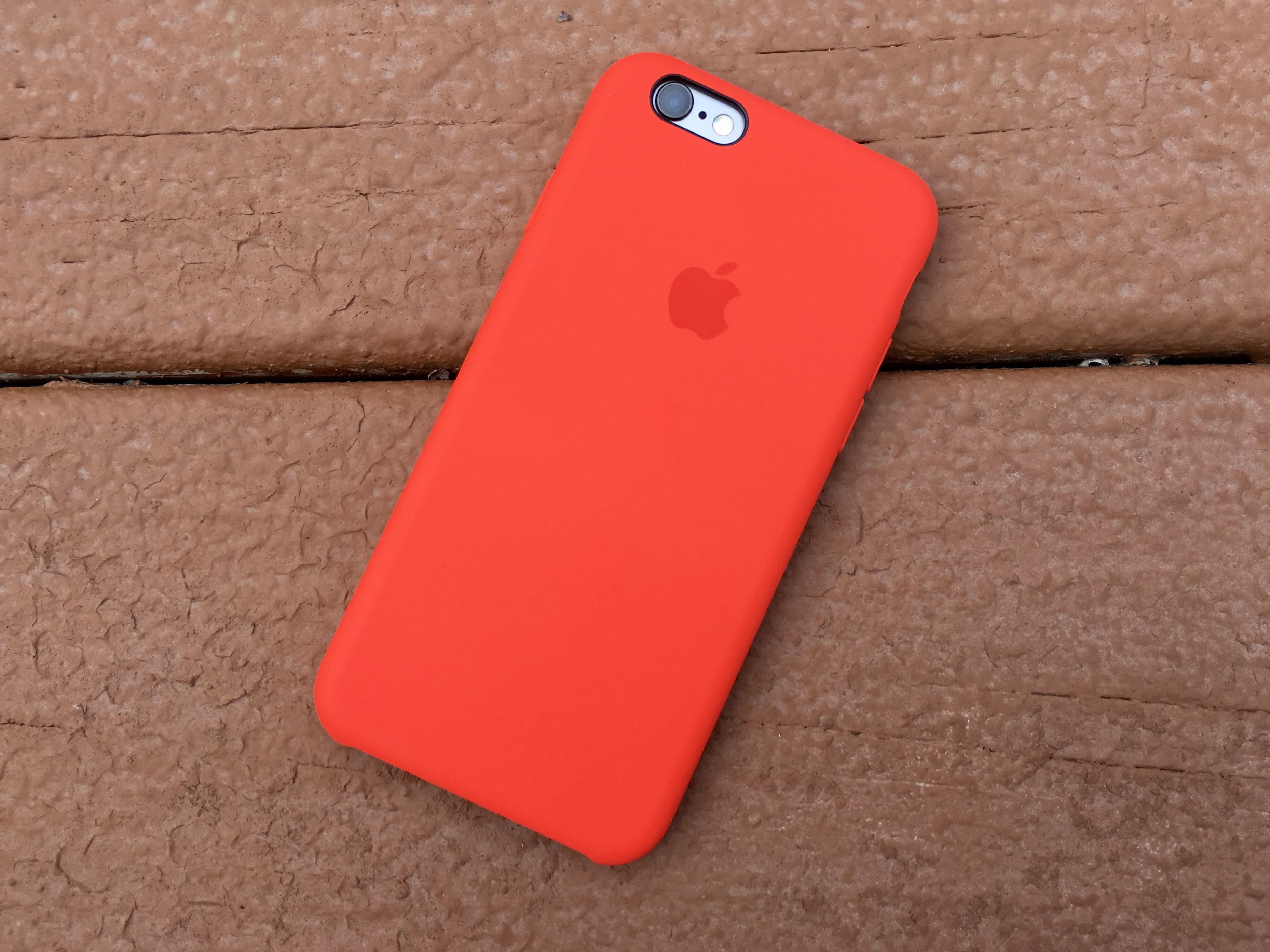 Силиконовый бампер (Product) RED