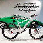Первый электрический велосипед Lamborghini