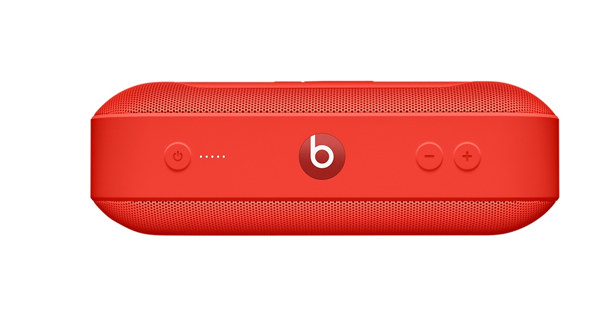 Beats Pill (Product) RED