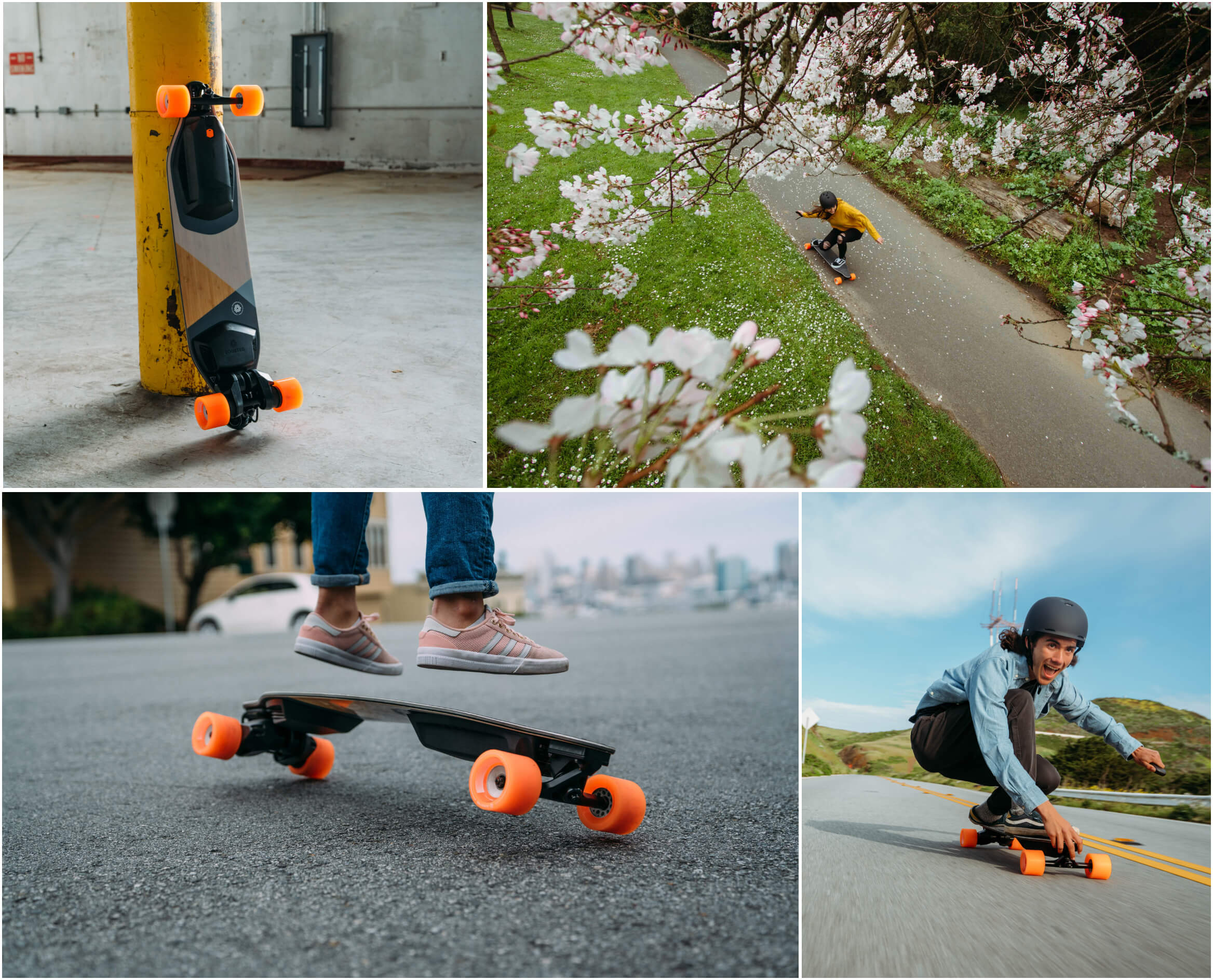 Boosted Plus 2018