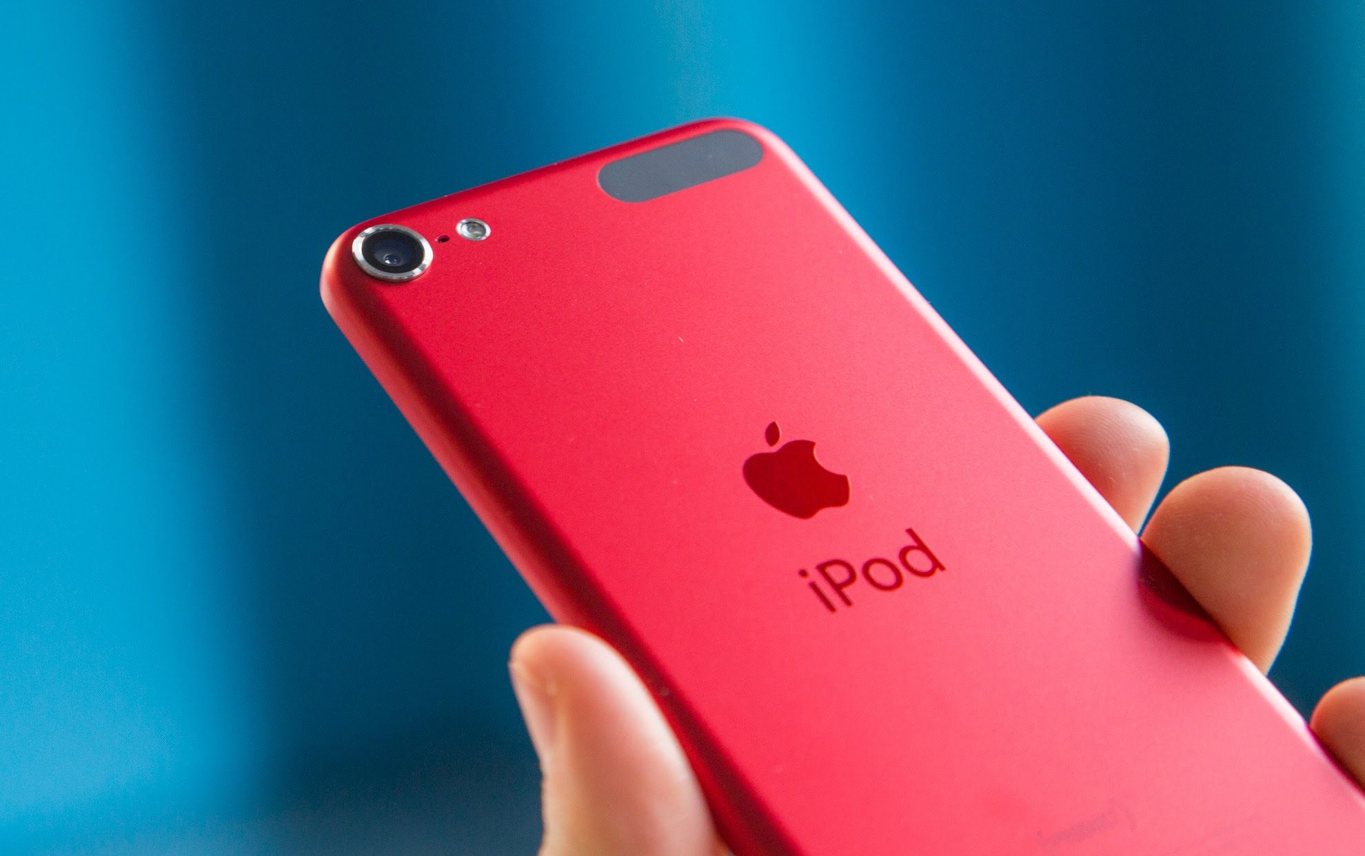 iPod touch 6 RED