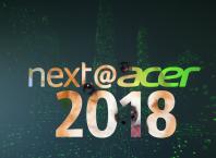Ожидаемые новинки Acer 2018