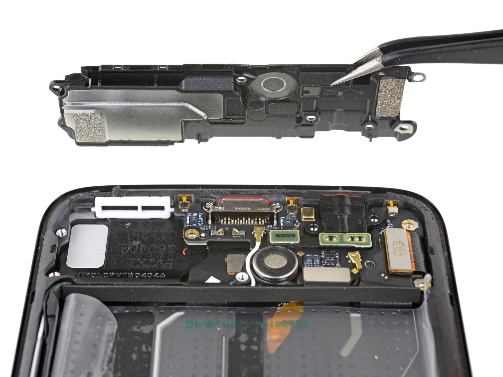 Разборка OnePlus 6