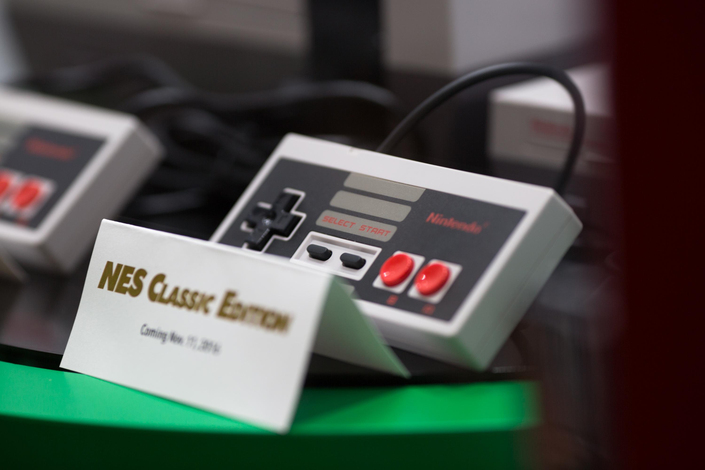список игр Nintendo NES Classic Edition