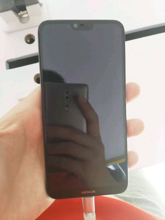 Новый Nokia X6 2018