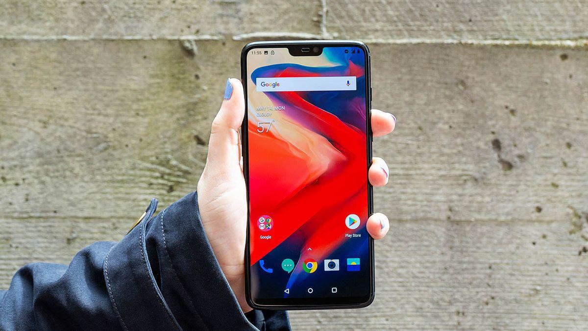 OnePlus 6 2018