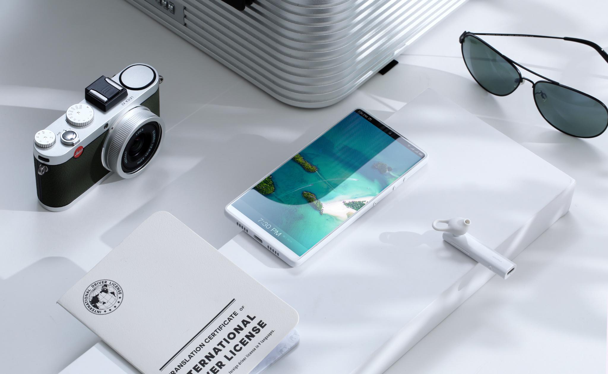 Smartisan R1 white