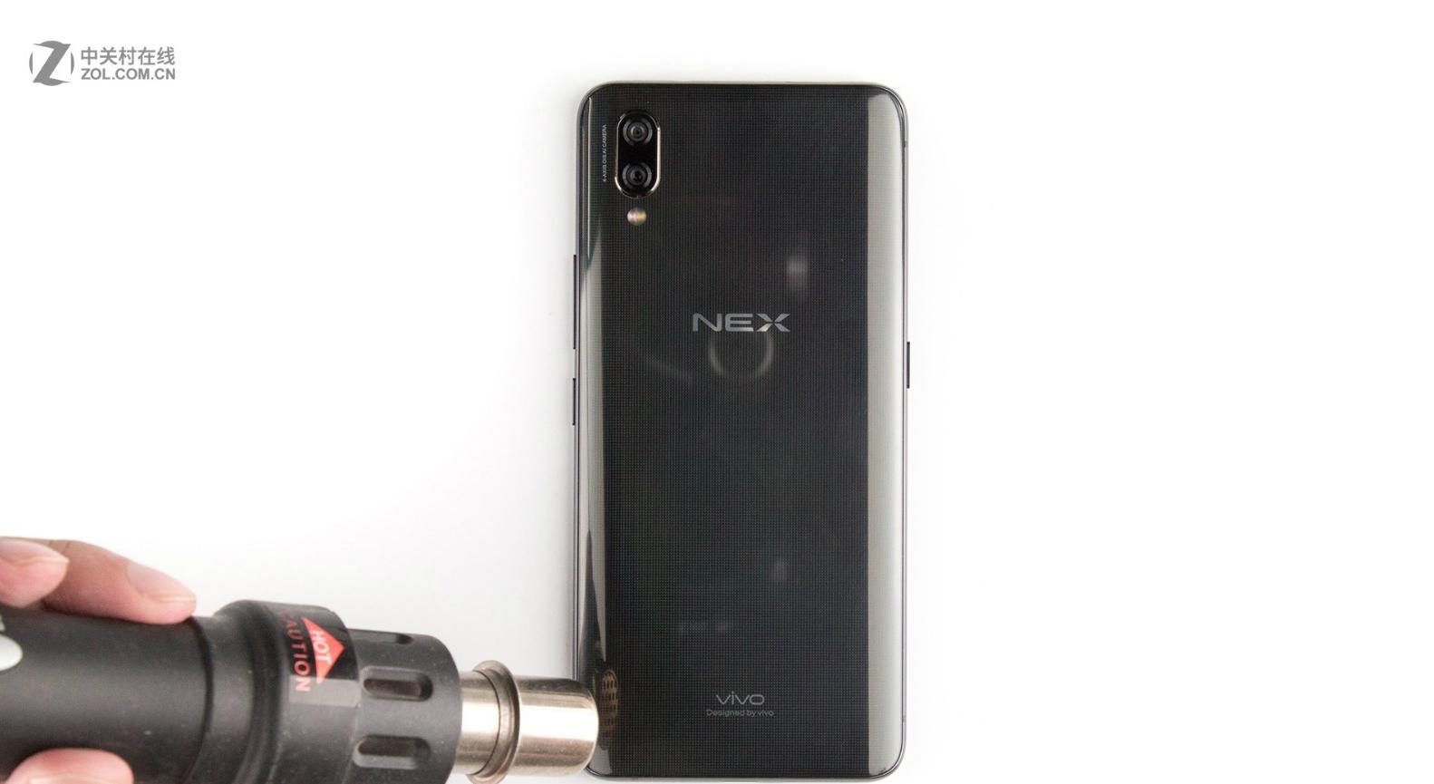 Vivo NEX аккумулятор
