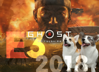 Игра Ghost of Tsushima PS4 на E3 2018