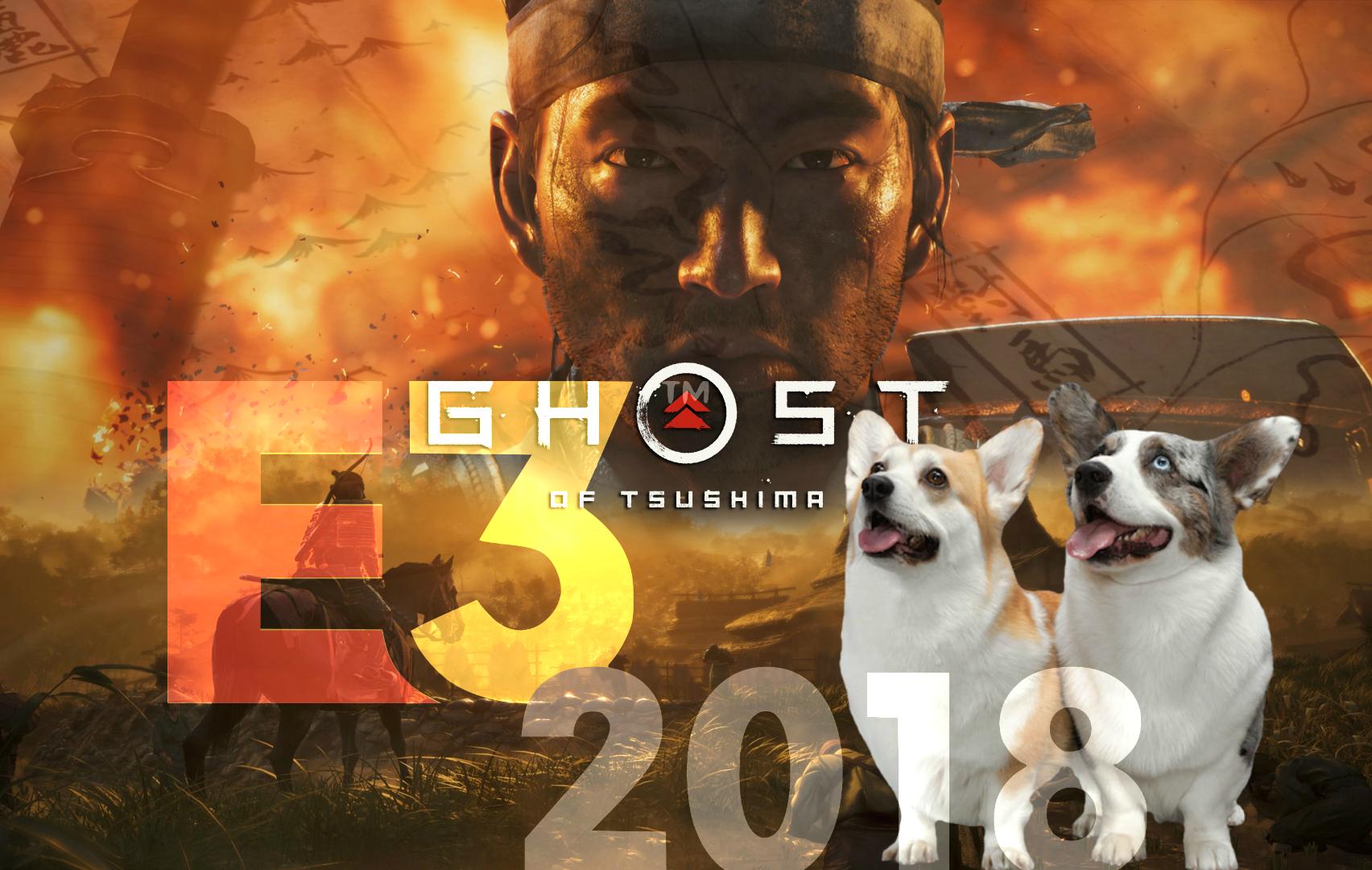 Игра Ghost of Tsushima PS4