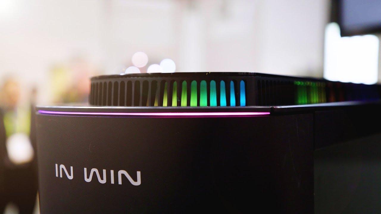 InWin 915 Computex 2018