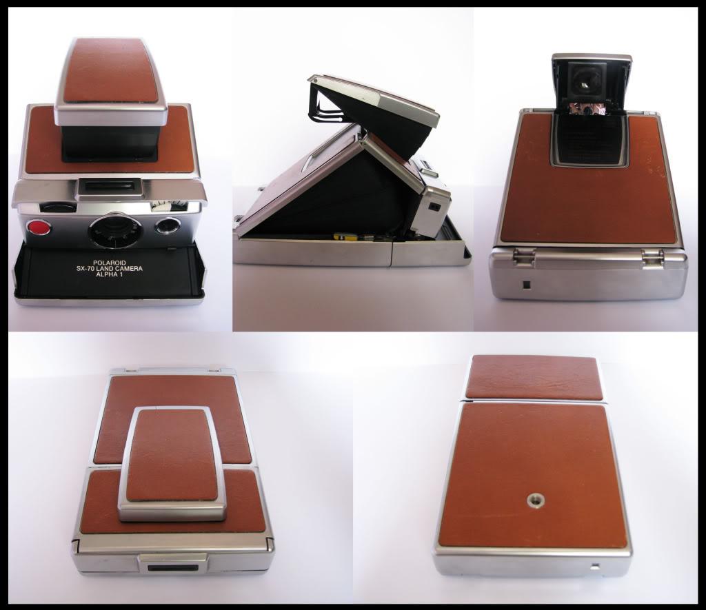 Первый фотоаппарат с мгновенной печатью фотографий