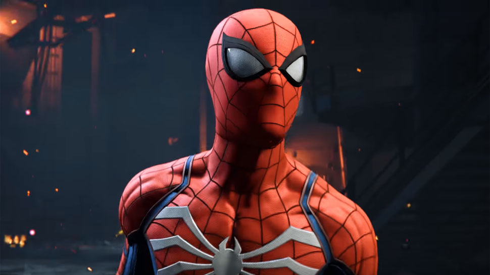 Spider-Man 2018 PS4 на E3