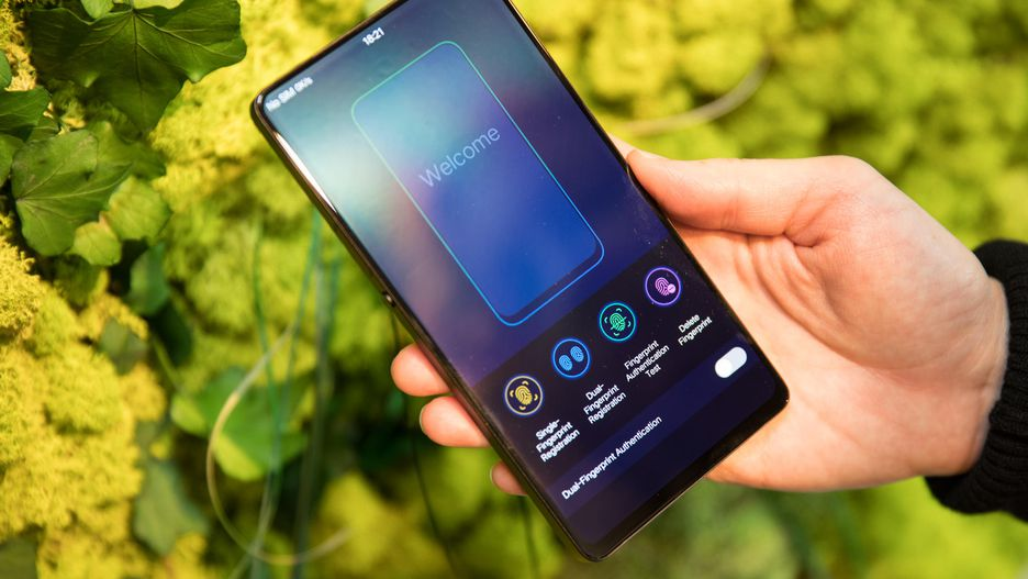 смартфон vivo nex
