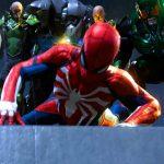 Spider-Man 2018 PS4 на E3