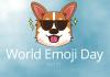 Всемирный День Эмодзи World Emoji Day 2018