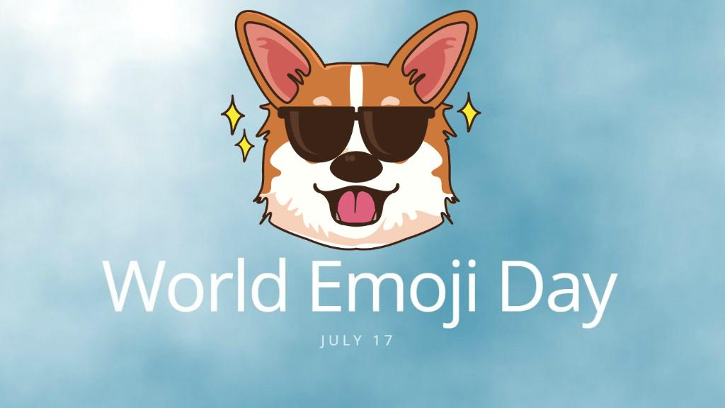 Всемирный День Эмодзи! «Смайлы» с нами уже 20 лет!
