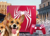Лимитированная PS4 Pro приурочена к выходу ожидаемого Человека Паука 2018 PS4