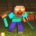 страшные истории про игры: Херобрин в Майнкрафте