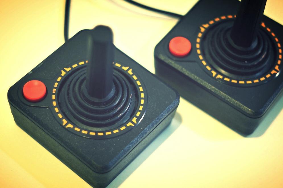 технологии второй половины 20 века: Atari 2600 1977
